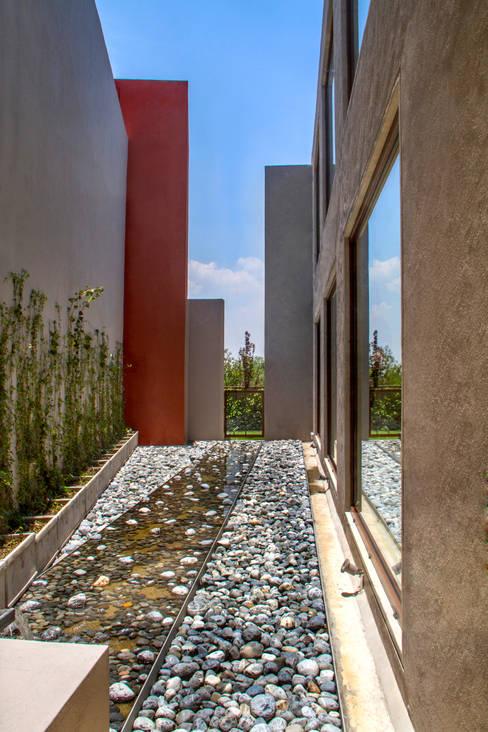 Terrazas  de estilo  por Maz Arquitectos