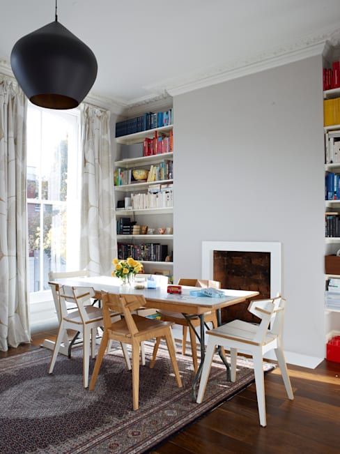 Dining room by Collective Works