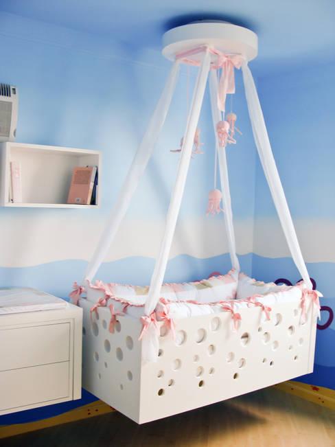 Chambre d'enfant de style  par Kali Arquitetura