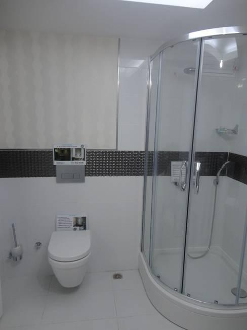 Vizyon Mimarlık ve Dekorasyon – D.İNŞAAT / ÖRNEK DAİRE:  tarz Banyo
