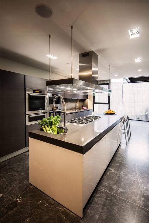 ห้องครัว by grupoarquitectura