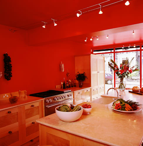 Küche von Tim Wood Limited