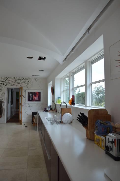 Hetreed Ross Architects:  tarz Mutfak
