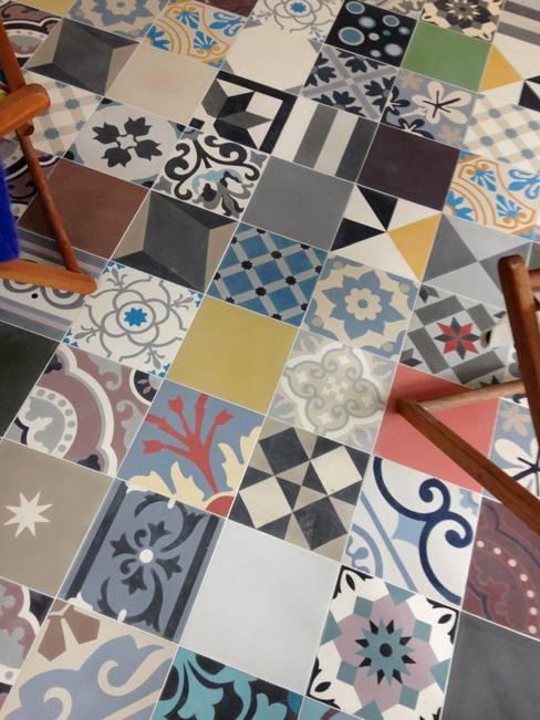 Muren & vloeren door Work House Collection