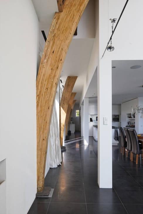 Projekty,  Kuchnia zaprojektowane przez Ruud Visser Architecten