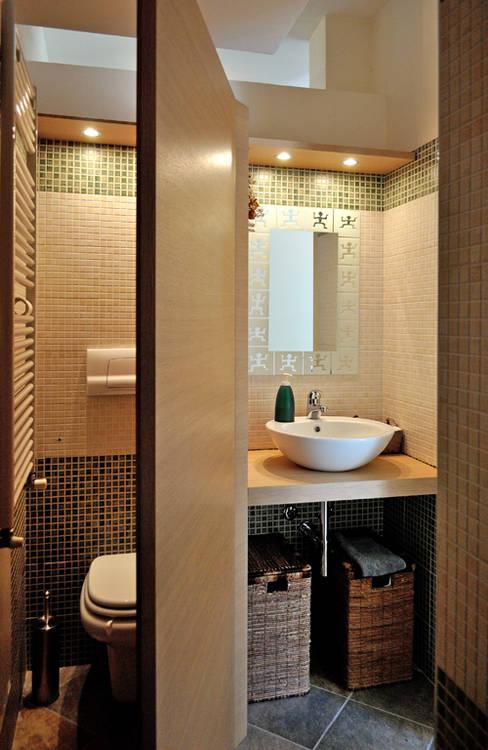 浴室 by Valtorta srl