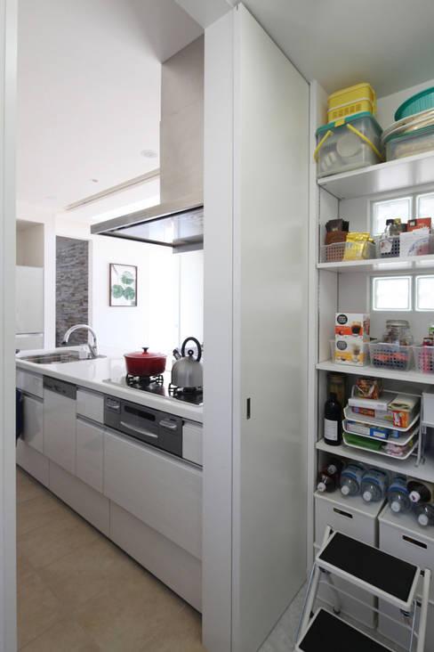 atelier m의  주방