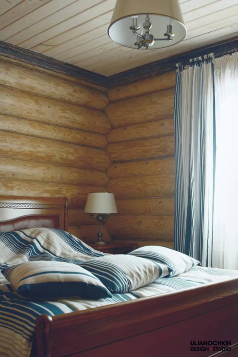 Bedroom by ULJANOCHKIN DESIGN*STUDIO