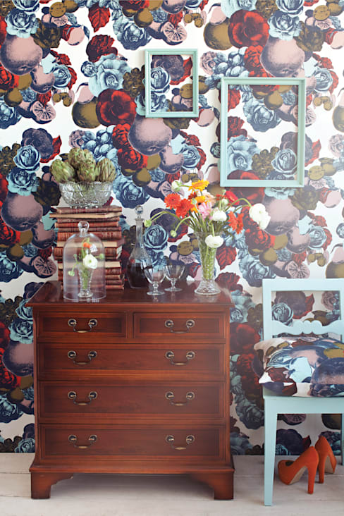 Muren & vloeren door Studio Lisa Bengtsson