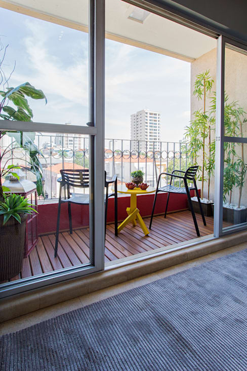 Terrace by Lo. interiores
