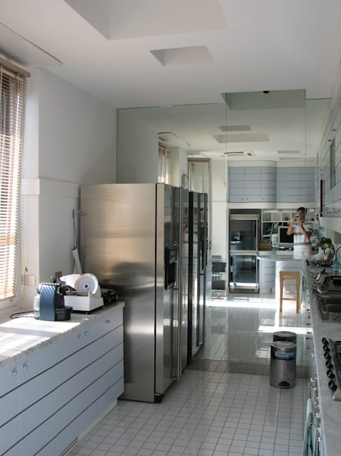 Кухни в . Автор – ARCHITETTO MARIANTONIETTA CANEPA