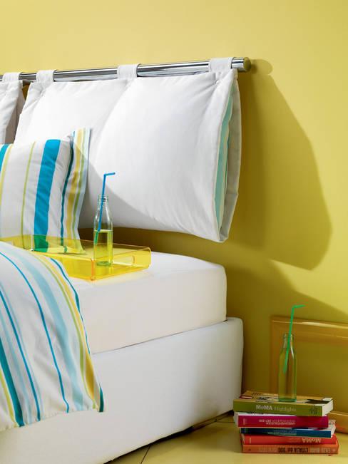 Dormitorios de estilo  de OGGIONI - The Storage Bed Specialist