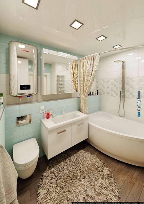 浴室 by hq-design