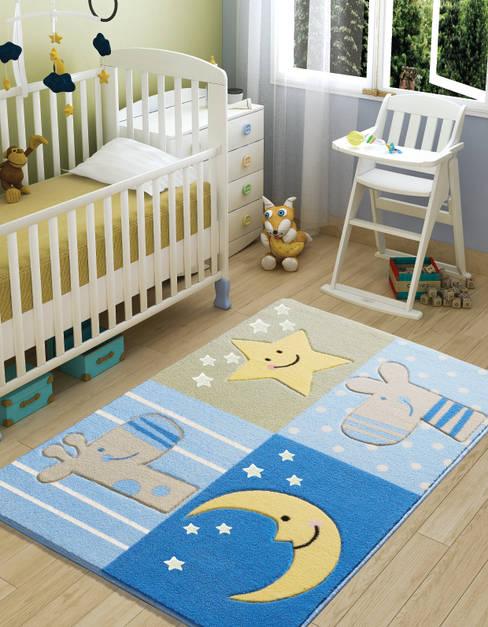 Projekty,  Pokój dziecięcy zaprojektowane przez CONFETTI