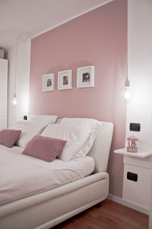 Bedroom by Laura Lucente Architetto