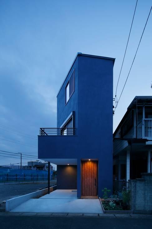 บ้านและที่อยู่อาศัย by 向山建築設計事務所