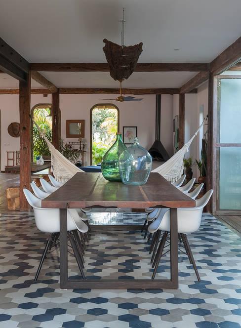 Sala de Jantar: Salas de jantar  por Vida de Vila