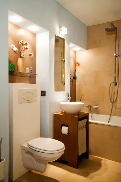 Badkamer door Raumagentur - ArteFakt