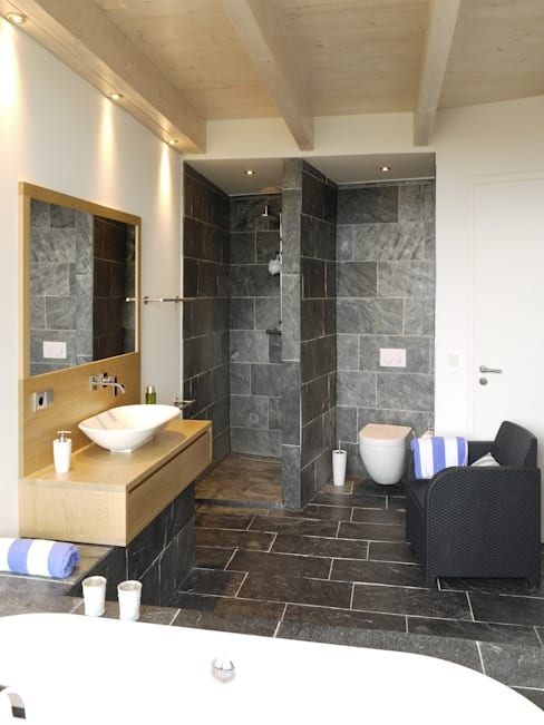 ห้องน้ำ by K2 Architekten GbR