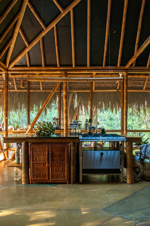 Projekty,  Kuchnia zaprojektowane przez IR arquitectura