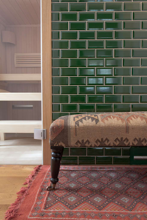 Bathroom by Lena Klanten Architektin