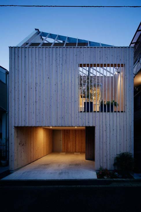 منازل تنفيذ ディンプル建築設計事務所