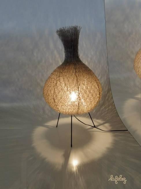 Projekty,  Salon zaprojektowane przez La Feliz