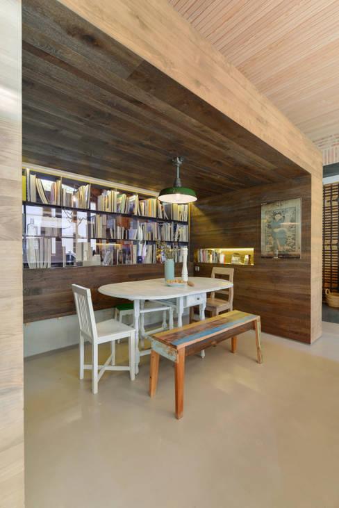ห้องครัว by Ricardo Moreno Arquitectos