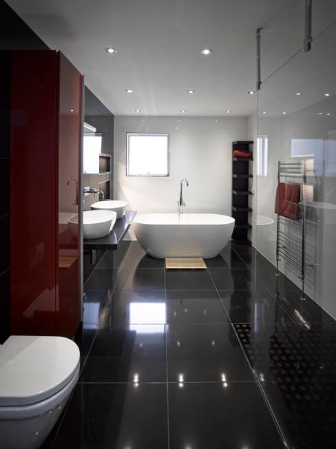 Banheiros  por ID Architecture