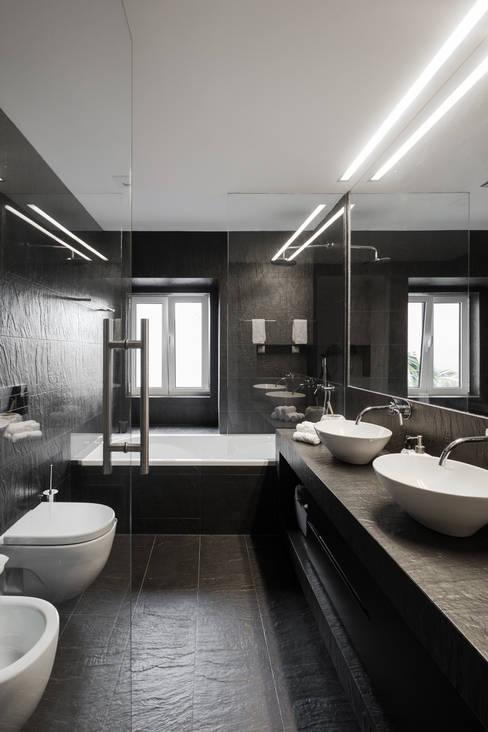 حمام تنفيذ Vanessa Santos Silva | Arquiteta