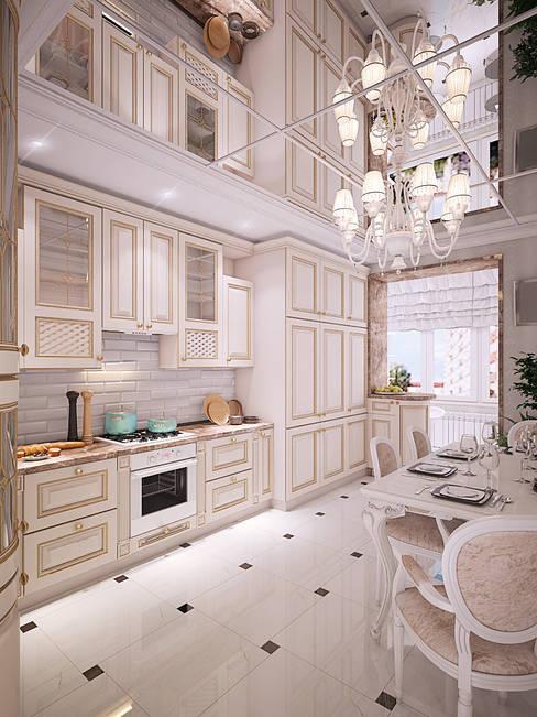 Kitchen by Алина  Насонова