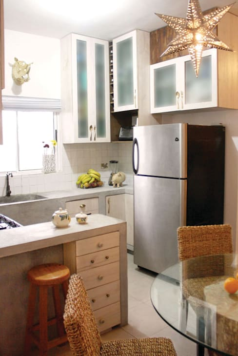 Nomada Design Studioが手掛けたキッチン