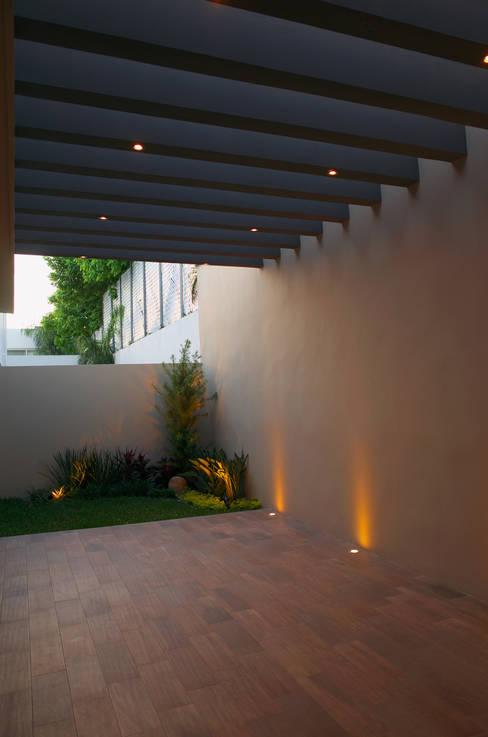 Projekty,  Ściany zaprojektowane przez fc3arquitectura