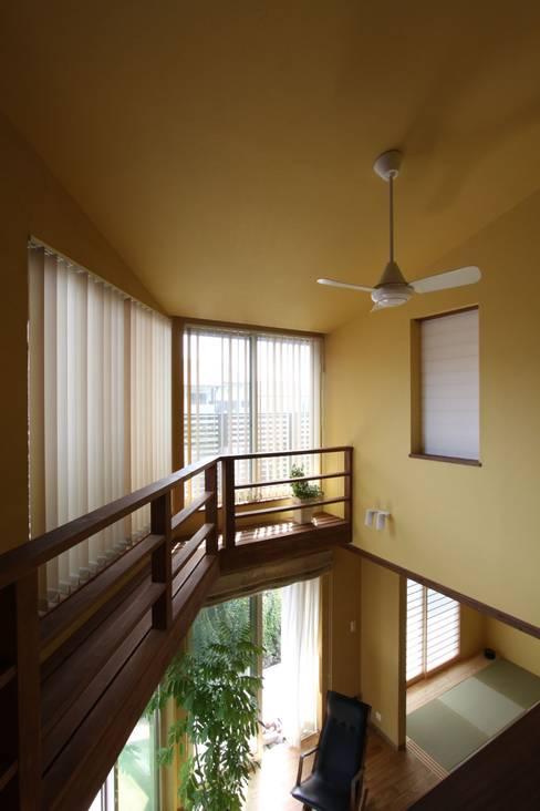 ห้องนั่งเล่น by アトリエグローカル一級建築士事務所