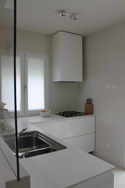 Kitchen by bilune studio