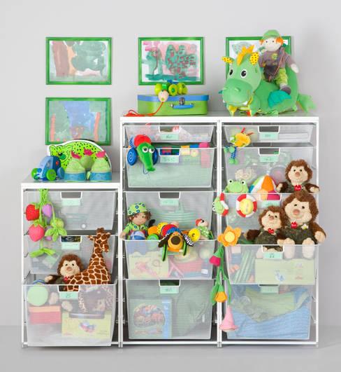 Nursery/kid's room تنفيذ Elfa Deutschland GmbH