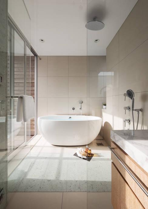 Bathroom by フォンテトレーディング株式会社