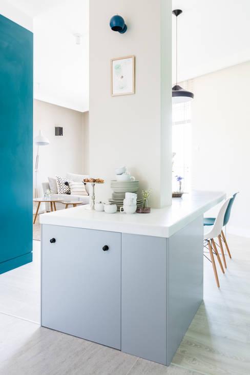 Kitchen by Ayuko Studio
