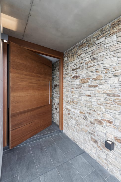 أبواب رئيسية تنفيذ AD+ arquitectura