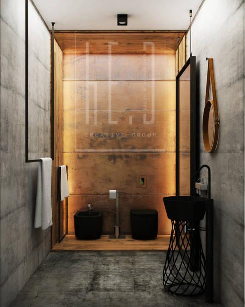 he.d group의  욕실