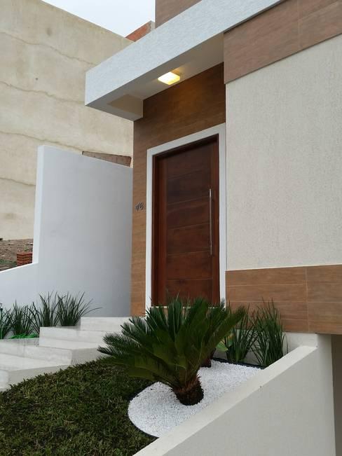 Houses by Angelica Pecego Arquitetura