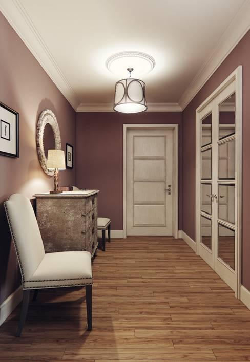 MARION STUDIOが手掛けた廊下 & 玄関
