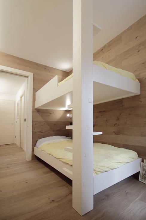 غرفة نوم تنفيذ luigi bello architetto