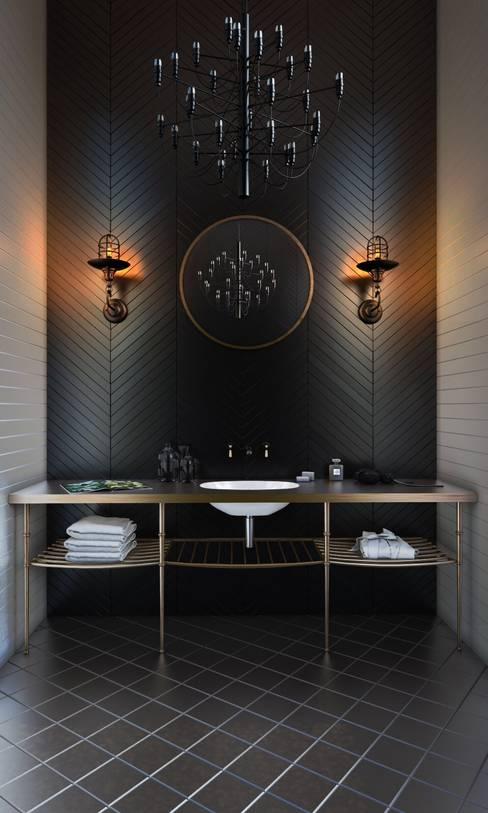 Bathroom by Ezra YAZICI