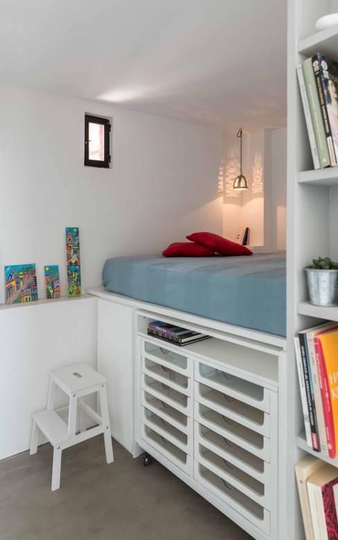 Slaapkamer door architetto Lorella Casola