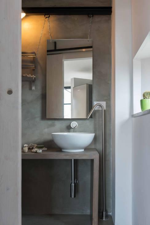Badkamer door architetto Lorella Casola