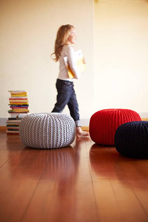غرفة المعيشة تنفيذ Knit Kit GmbH
