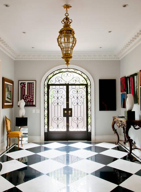 Projekty,  Okna zaprojektowane przez Allan Malouf Arquitetura e Interiores