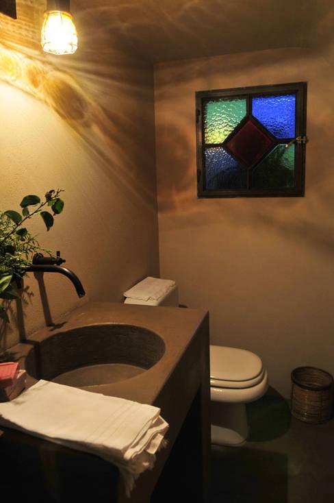 Estudio Moron Saadが手掛けた浴室