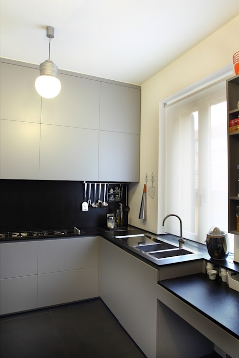 Kitchen by studio ferlazzo natoli